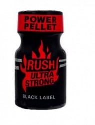 Попперс Rush Ultra Strong (black Label) 10 ml.
